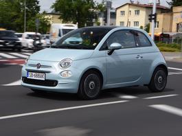 Fiat 500 Hybrid Launch Edition – niezmiennie uroczy