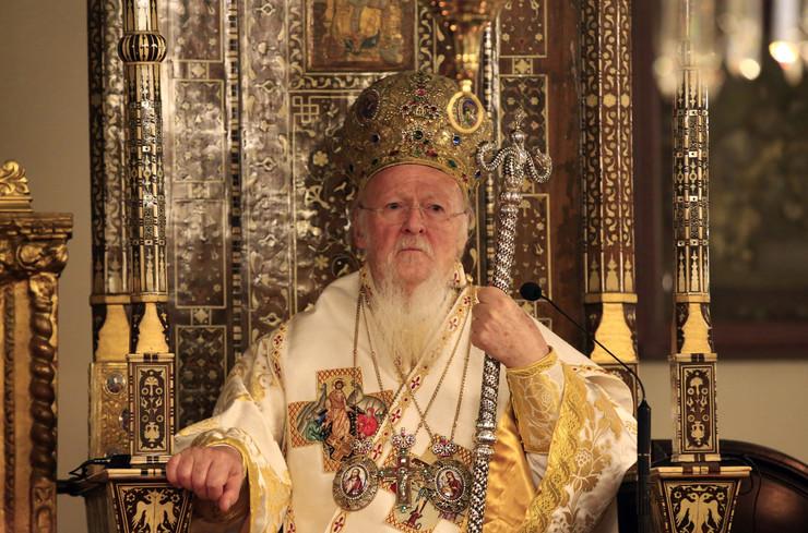 Patrijarh Kiril, Patrijarh Vartolomej