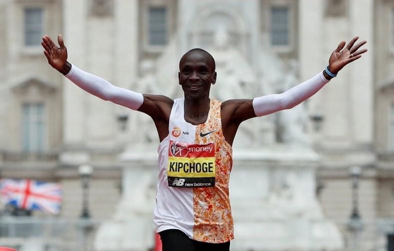 Eliud Kipchoge, Brigid Kosgei win London Marathon as Kenyan athletes reign supreme