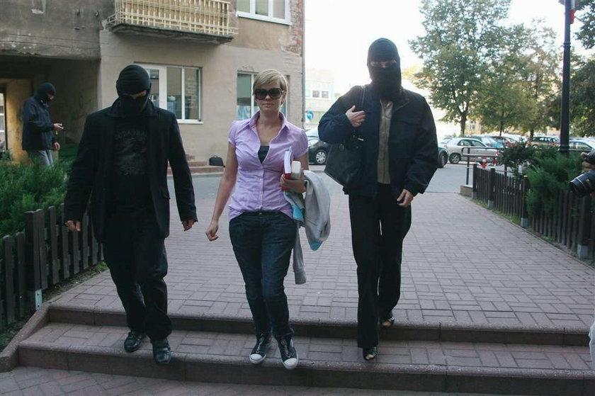 Marczuk-Pazurze oddali część kaucji