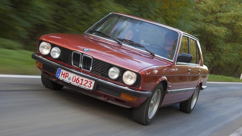 BMW 525i E28