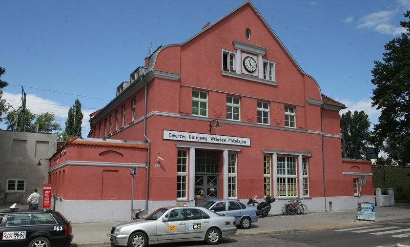dworzec mikołajów