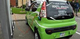 Elektryczne taksówki będą jeździły po Rzeszowie