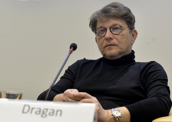 Dragan Bjelogrlić na Kopaonik biznis forumu