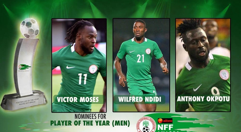 NFF Awards to hold on April 1