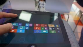Samsung chce podbić rynek hybrydowymi tabletami - netbookami
