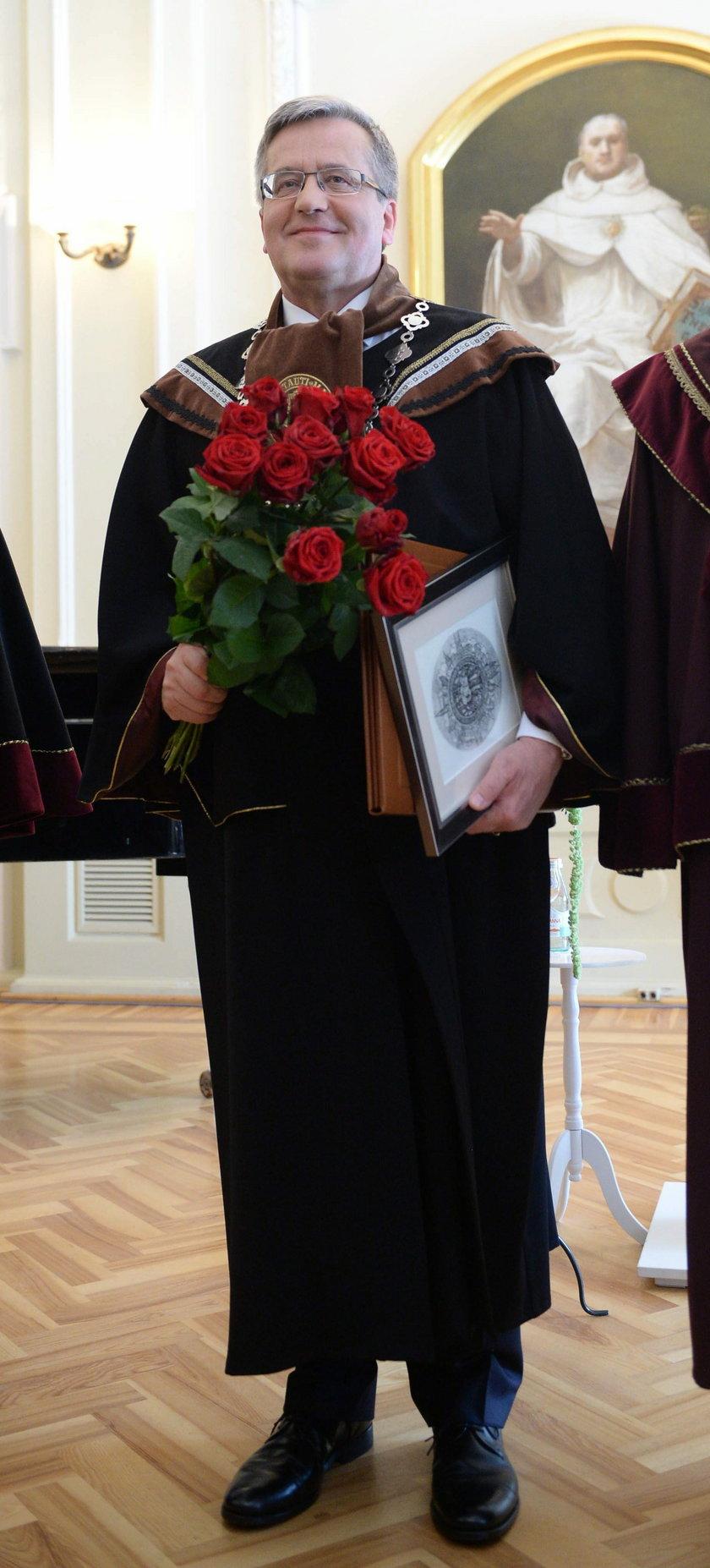 Bronisław Komorowski, prezydent RP