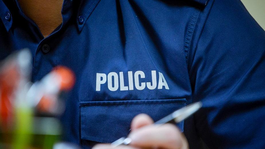 Stołeczny policjant zatrzymany. Pijany prowadził samochód