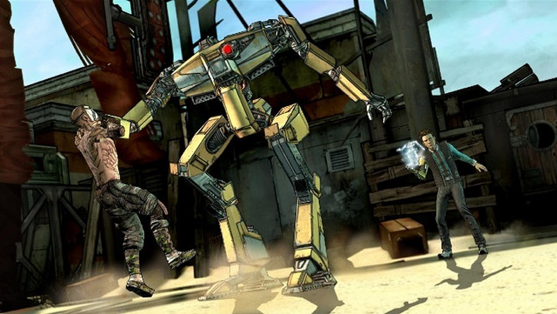 Recenzja: Tales from the Borderlands - Episode 1: Zer0 Sum