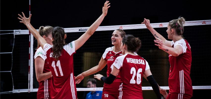 Dobry mecz Polek w Lidze Narodów. Pokonały Rosjanki po tie-breaku