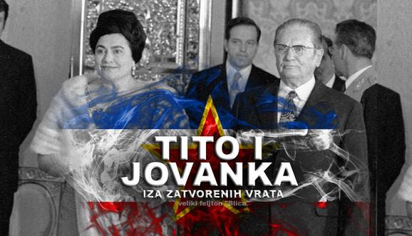 tito i jovanka  iza zatvorenih vrata - serijal - 1. nastavak