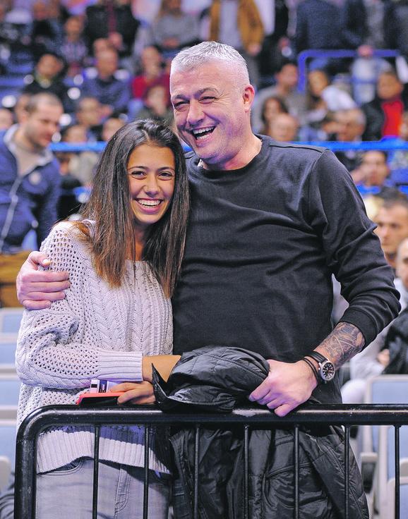 Olga Danilović, Predrag Danilović