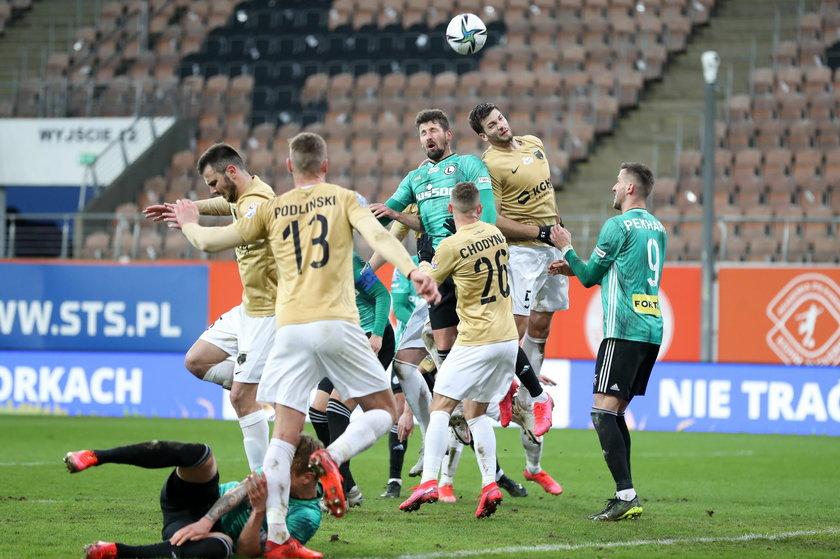 W sprzyjających okolicznościach warszawska Legia już w następną niedzielę zapewni sobie tytuł mistrza Polski.