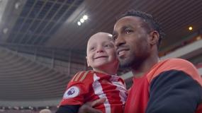 Jermain Defoe pożegnał 6-letniego Bradleya. Wzruszający wpis piłkarza
