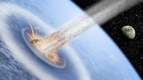 Wielka i potencjalnie niebezpieczna asteroida zmierza w stronę Ziemi
