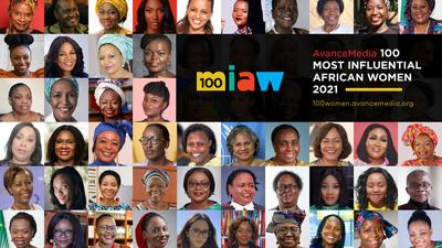 The 100 Most Influential Women in Africa 2021 - Who is on the list this year?