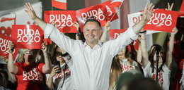 Sztab Andrzeja Dudy złamał prawo?