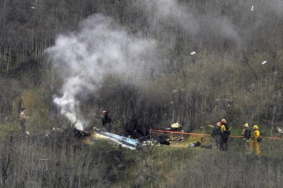 NOVE ŠOK INFORMACIJE: Poginulo DEVETORO ljudi! Sa Brajantom bilo još osam osoba u helikopteru!