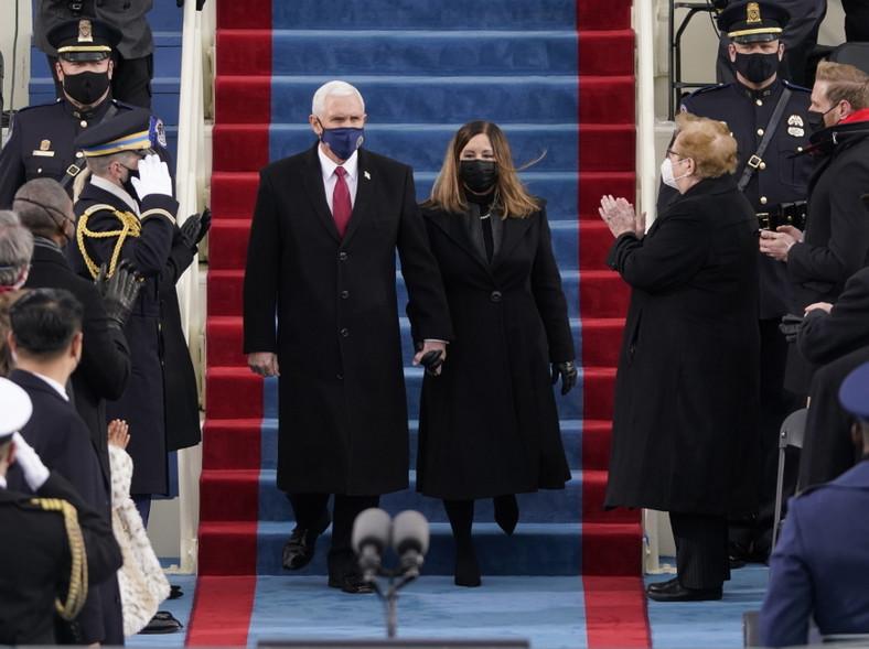 Mike Pence Karen Pence