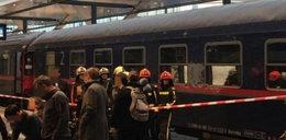 Dramat na dworcu! Kilkadziesiąt osób rannych