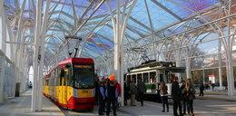 Trasa WZ otwarta dla tramwajów i samochodów