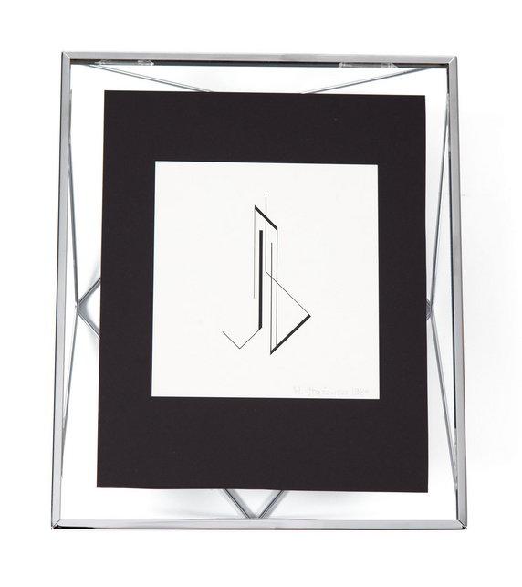 """Wystawa i aukcja """"Grafika artystyczna. Sztuka Współczesna"""". Henryk Stażewski, """"Kompozycja geometryczna"""" (1984)"""