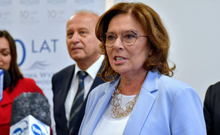 Kidawa-Błońska przedstawi w Sejmie projekt uchwały ws. rosyjskiej propagandy oczerniającej Polskę