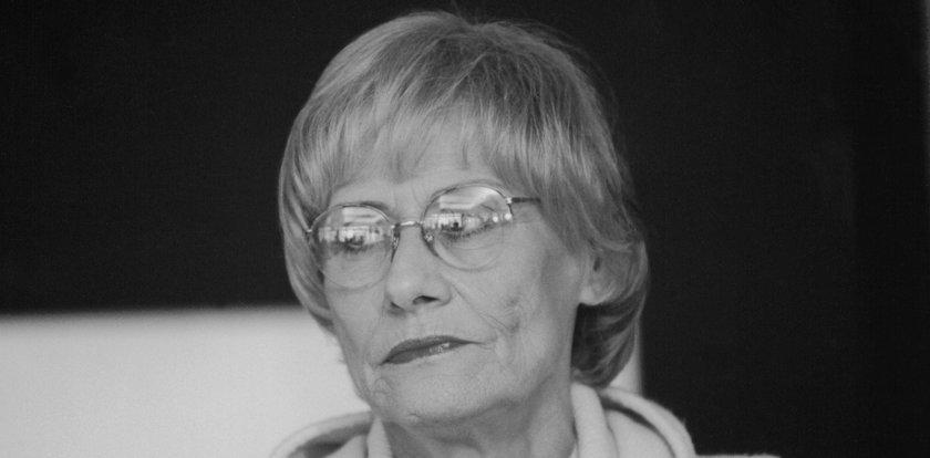 Nie żyje Blanka Danilewicz. Ikona Telewizji Polskiej miała 84 lata