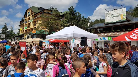 Sportske igre mladih na Zlatiboru