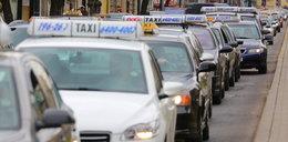 Taksówkarze ruszają na wojnę! Co planują?