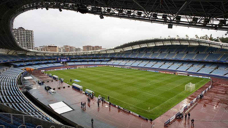 Stadion Realu Sociedad