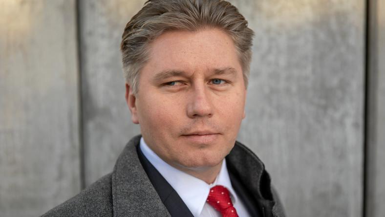 Profesor Marcin Matczak .