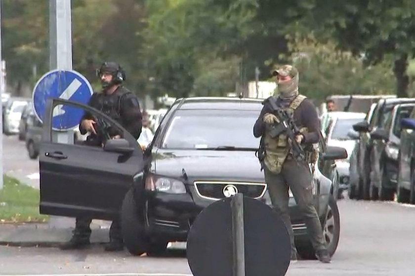Strzelanina w meczecie w Nowej Zelandii. Są ofiary śmiertelne