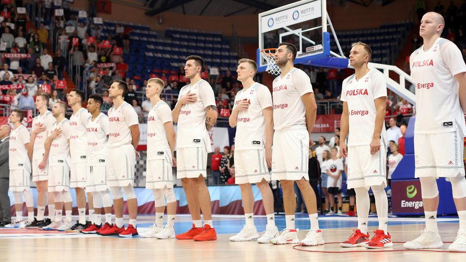 Reprezentacja Polski w koszykówce