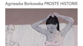 Obrazy Agnieszki Borkowskiej na wystawie w Sopocie