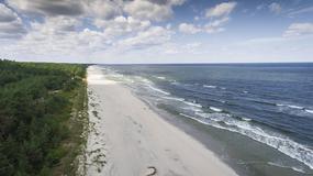 Sinice w Bałtyku. Otwarto niektóre kąpieliska