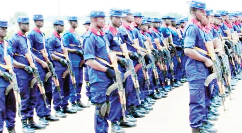 NSCDC arrests 120 suspected kidnappers, others in Adamawa