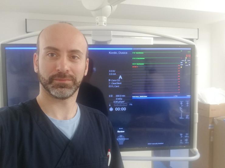 dr Dalibor Dragišić