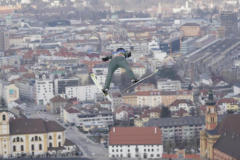 TCS: Seria próbna w Innsbrucku