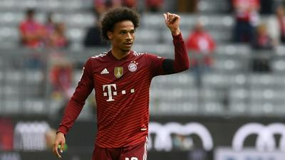 Bayern stand by embattled Sane despite fans' jeers