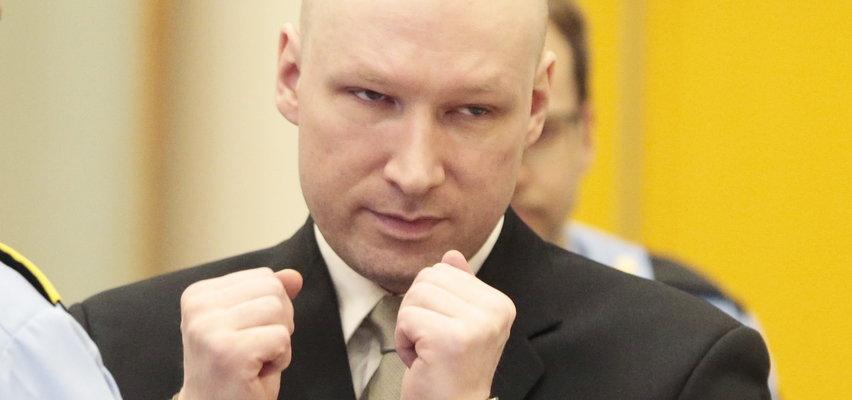 Na swojej zbrodni chce zarobić prawie 40 mln! Masowy morderca Anders Breivik planuje sprzedać prawa do filmu o swoim życiu