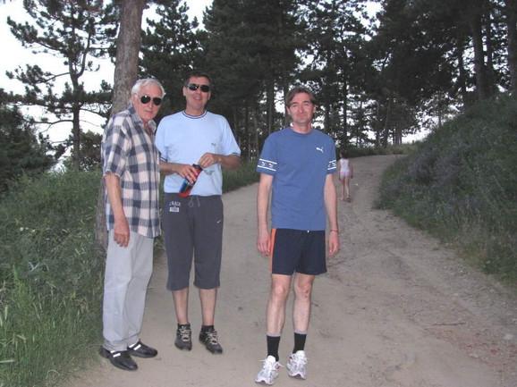Malobrojni šetači misle da bi Hisar bio posećeniji da je uređeniji