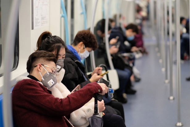 metro w Szanghaju