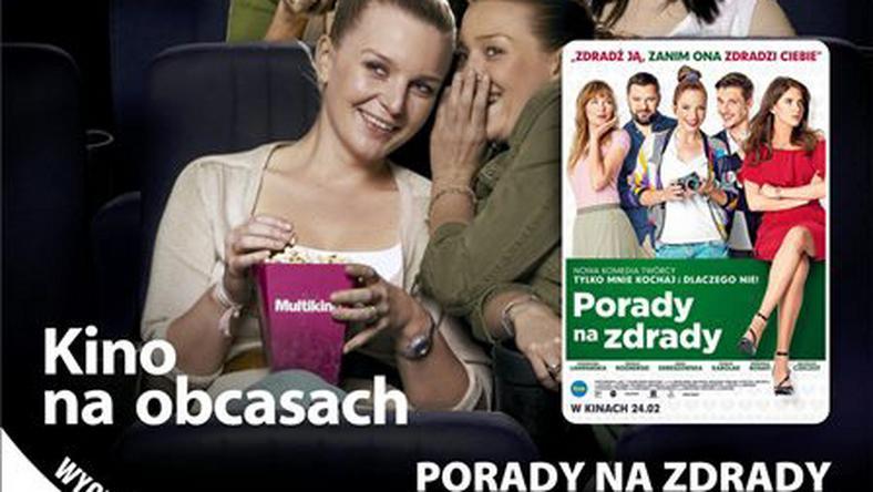 """""""Kino na Obcasach"""" - """"Porady na zdrady"""""""