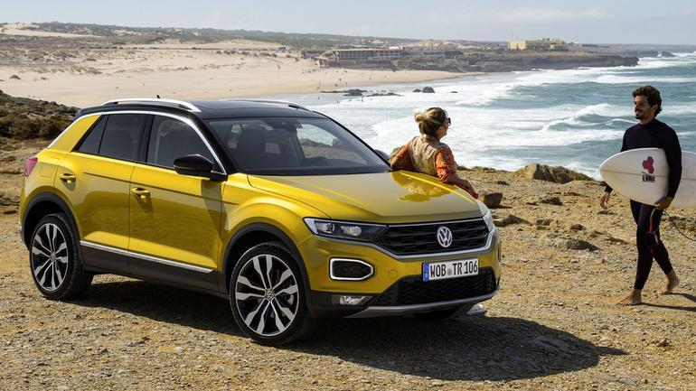 Volkswagen T-Roc - nowy wzorzec rodzinnego auta
