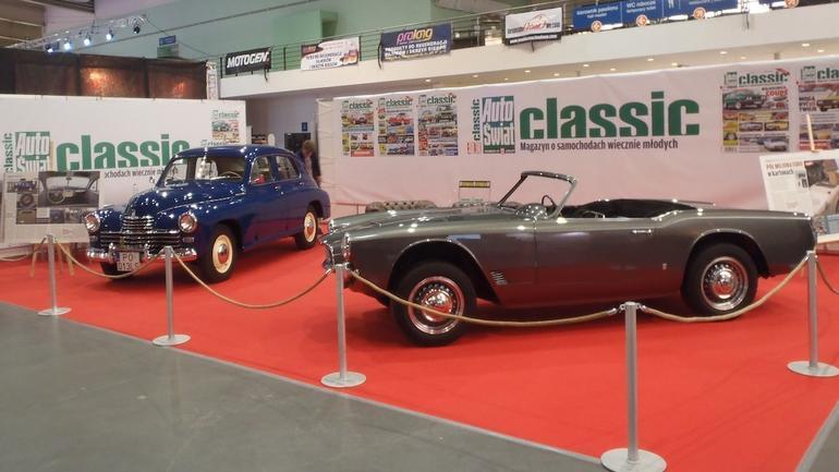 Auto Świat Classic na Poznań Motor Show