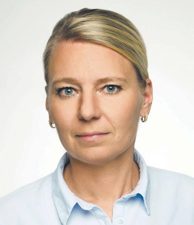 Dorota Cabańska, p.o. główny inspektor nadzoru budowlanego  fot. eMHara pl/Materiały prasowe
