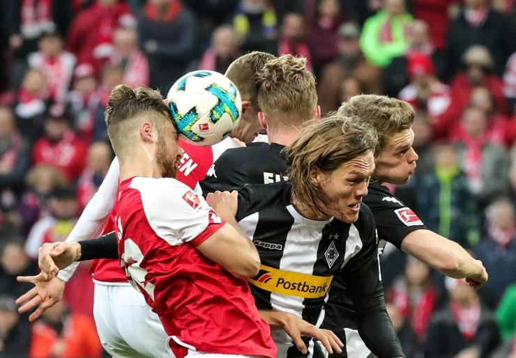 FK Majnc, FK Borusija Menhengledbah