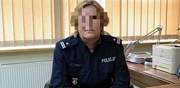 Wstyd i hańba! Komendant policji prowadziła na podwójnym gazie