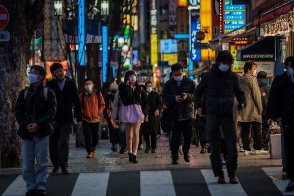 Da li će japanske mere biti dovoljne u borbi protiv korona virusa? (foto: Tokio)